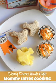 Disney Planes Movie Night with Plane Inspired Foods #OwnDisneyPlanes #shop #cbias