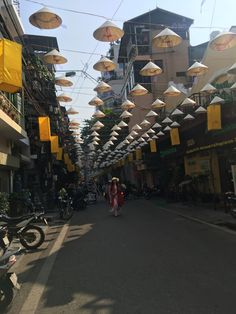 Conical hat street in Hanoi. Hanoi, Times Square, Street, Travel, Viajes, Roads, Destinations, Traveling, Walkway