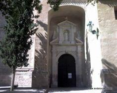 """#Granada - #Huéscar - Colegiata de Santa María - 37º 48' 33"""" -2º 32' 25"""" / 37.809167, -2.540278  Declarada Monumento Nacional fue construida en el siglo XVI concebida como auténtica catedral."""