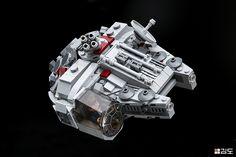 Les microfighters LEGO Star Wars sont trop petits à votre goût ? Vous voulez des starfighters Star Wars CHIBI mais avec un vrai cockpit pour le pilote ?