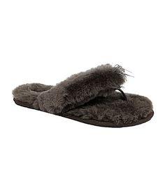UGG Australia Fluff Slippers #Dillards