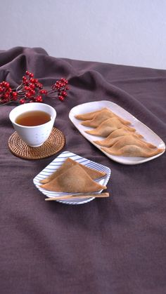 Japanese Sweets, Bread, Cooking, Tableware, Food Ideas, Recipes, Drinks, Japanese Candy, Kitchen