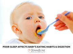 Did you know better sleep could help your baby eat better? Read my latest #blog on Lullaby Earth for more! #spons