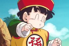 Is this from that hilariously weird Gohan dance with Ikarus?