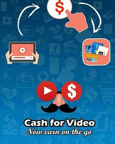 Friends I am using Cash for Video to Get great bonus and rewards. You can get it too. My invitation code:920582 Download Link: https://play.google.com/store/apps/details?id=com.getcash.cashforvideo