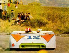3.05.70 Targa Florio 1° posto Porsche 90803 N°12 J. Siffert-B.Redman