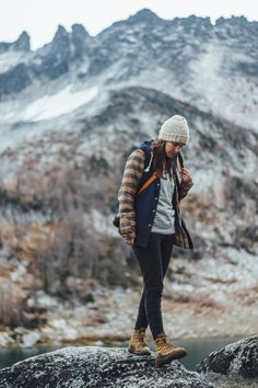 Botas de Montaña Mujer ¡Ideas con Fotos! | Zapatos | Moda 2017 - 2018