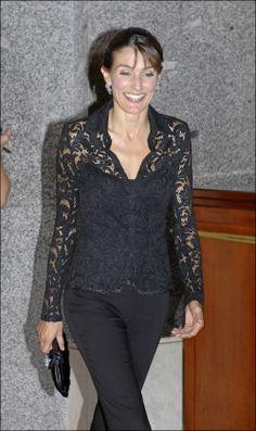 La princesa de Asturias, Letizia Ortiz