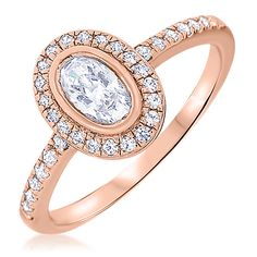 Position, Or Rose, Engagement Rings, Vintage, Shoes, Jewelry, Engagements, White Diamonds, Engagement Ring