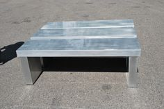 lightweight high strength engineered plywood aluminum benches
