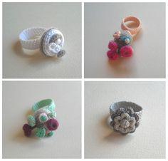 biribís: Bisutería Tejida - Crochet Jewelry