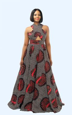 The Latest Ankara Styles You Forever Love - Sisi Couture African Dresses For Women, African Print Dresses, African Print Fashion, Africa Fashion, African Attire, African Fashion Dresses, African Wear, African Women, Fashion Prints