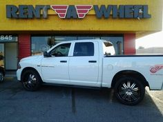 Dodge Ram 1500 on 24-inch 2 Crave No. 22