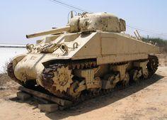 israeli sherman tank - Google Search