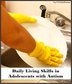 Daily living skills in adolescents with autism and average intelligence