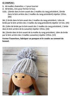 Crochet Dolls Amigurumi Creations Crochet Elephant Dolls Crochet Baby Yarns Doll Patterns Projects To Try Crochet Blanket Border, Crochet Cardigan Pattern, Crochet Doll Pattern, Crochet Dolls, Crochet Patterns, Crochet Hats, Attic 24 Crochet, Easy Crochet, Hello Kitty