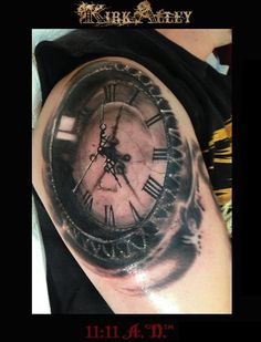 Tattoo by Kirk Alley's 1111   From Tattoos and Tattoo Art #fb