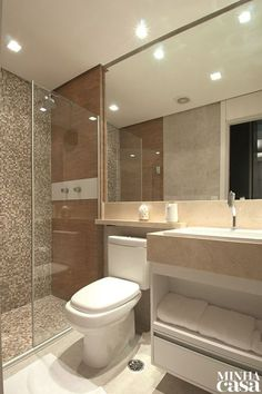 Kleines bad einrichten 8 geniale tricks f r mehr platz for Badezimmerausstattung einrichten