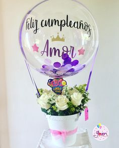 Clear Balloons, Balloons And More, Bubble Balloons, Balloon Arrangements, Balloon Decorations, Flower Arrangements, Valentines Balloons, Birthday Balloons, Candy Bouquet