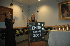"YW in Excellence ""Emma Award"" Show"