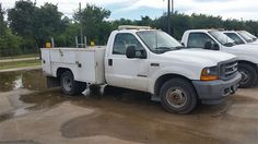 Need a new work truck? We got you covered. This 2000 Ford F350 (UNIT 8028) is up for bid at Municibid.com until tomorrow! Snag it while you have the chance! #Ford #F350 #OnlineAuction #ForSale #Auction #Auctions #WorkTruck #PickUp #Houston #Texas