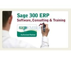 Sage 300 ERP (Formerly Accpac) - Industry-Specific