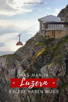 Lucerne is the heart of Switzerland. We give you travel tips and tell you what you have to see in Lu Guide Amsterdam, Switzerland Tour, Travel Destinations, Travel Tips, Reisen In Europa, Paragliding, Grand Tour, Natural Wonders, Trip Planning
