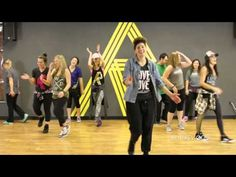 "Pitbull ""Celebrate"" Fitness Choreography by REFIT® - YouTube"