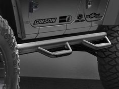 N-Fab Nerf-Steps for 07-up Jeep® Wrangler Unlimited JK 4-Door