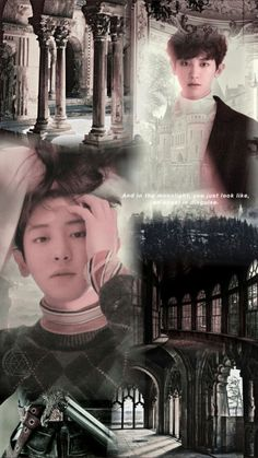 Park Chanyeol Exo, Baekhyun, Exo Lockscreen, Exo Ot12, Rap God, Tommy Boy, Kpop Fanart, Aesthetic Wallpapers, Fan Art