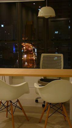 sala da advogada - Escritório de advocacia - Grego Santos, Espíndola e Gallo, Maringá, 2014 - Regina Acutu. Paraleloz arquitetura wwww.paraleloz.com.br