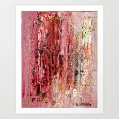 Abstract Oil 8 Art Print by dimitrapapageorgiou Abstract Oil, Art Prints, Artist, Artwork, Painting, Art Impressions, Work Of Art, Fine Art Prints, Painting Art