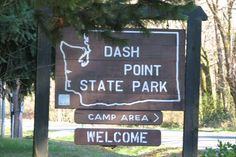 Dash Point State Park. Nothing like camping right down the street and feeling like you are up in the mountains