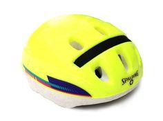 90s Neon Bike Helmet from Neon Stockyards /// www.art-by-ken.com
