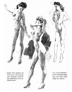 #ClippedOnIssuu from Figure drawing for all its worth - andrew loomis