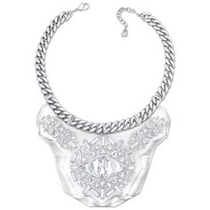 The Swarovski crystal necklace collection offers a vibrant selection of exceptionally designed pieces adorned with precision cut clear and color crystals. Swarovski Crystal Necklace, Swarovski Crystals, Jewelry Necklaces, Diamond, Silver, Shopping, Collection, Fashion, Moda