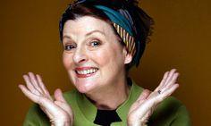 Brenda Blethyn is 67. In Groot Brittannië waarderen ze oudere actrices op hun waarde, niet op hun schoonheid.