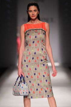 2013 Wills India Fashion Week By Masaba | Trendy Mods.Com