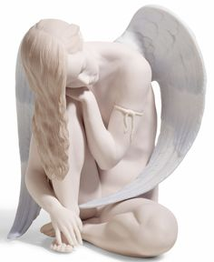 Lladro Collectible Figurine, Wonderful Angel