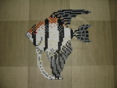 Tropical fish perler beads by Hendrik D. - Perler® | Gallery