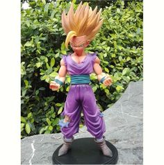 Anime Dragon Ball Z MSP Son Gohan Master Stars Piece 24cm Action Figures