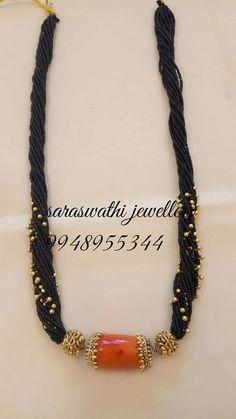 Gold Earrings Designs, Gold Jewellery Design, Bead Jewellery, Gems Jewelry, Necklace Designs, Pendant Jewelry, Bridal Jewelry, Beaded Jewelry, Beaded Necklace