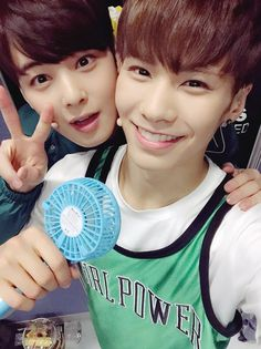 Enuwoo and Rocky|Astro