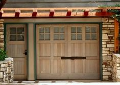 You'll find modern & traditional styled garage & front entry doors designed by Cambek. Garage Entry Door, Front Entry, Entry Doors, Front Doors, Custom Garages, Modern Traditional, Door Design, Custom Design, Shed