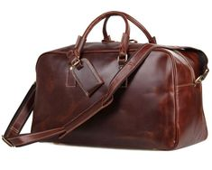 Cheap bag large capacity, Buy Quality bag large directly from China leather travel bag Suppliers: Baigio Men's Leather Bag Overnight Travel Tote Duffle Shoulder Bag Large Capacity Carry On Hand Luggage Bags Travel Bags Leather Duffle Bag, Leather Luggage, Leather Briefcase, Cow Leather, Leather Handbags, Leather Case, Cowhide Leather, Vintage Leather, Real Leather