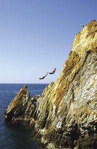 La Quebrada Cliff Divers, Acapulco