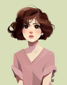 (*) Twitter » hair flow » art » drawing » inspiration » illustration » artsy » sketch » pinterest » design » expression » faces »
