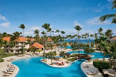 i want to go here, the swim at the beach over there, and eat the amazing Dominican food