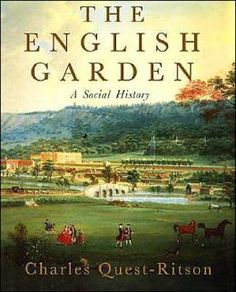 The English Garden: A Social History. Interesting approach asking people what they are looking for in or from their garden.