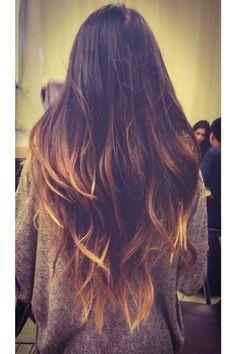 Le sombré hair